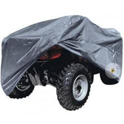 Funda exterior para ATV QUADS. Talla M. Medidas: 208 cm x 122 cm x 79 cm. Calidad extra capa interior anti rayaduras doble capa