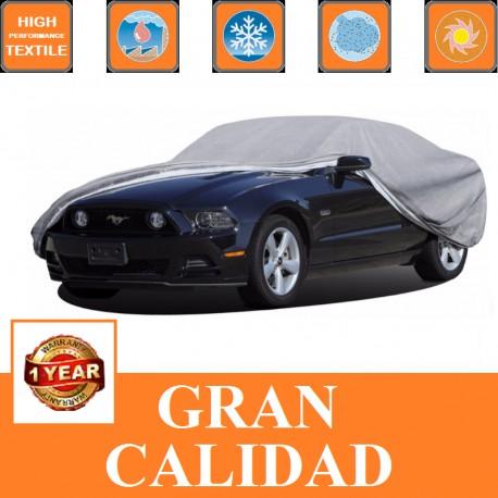 Funda Cubre Coche para Chevrolet AVEO (I), 3 y 5 Puertas, de 2006 a 2011. Ref. FCC01M. Leer más...
