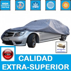Funda Cubre Coche para Chevrolet KALOS, 3 y 5 Puertas, de 2002 a 2011. Ref. FPC01M. Leer más...