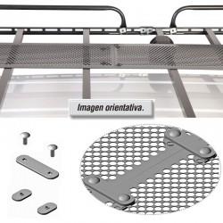 PASARELA para PORTAEQUIPAJES Ford T. CUSTOM (I), de 2013 en adelante. Modelo L1H1.
