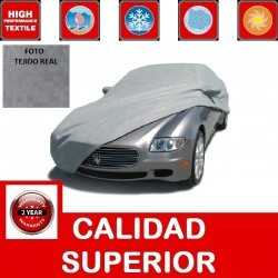 Funda Exterior de Coche para Alfa Romeo GIULIETTA de 2010 a 2020. Ref. FCC006.