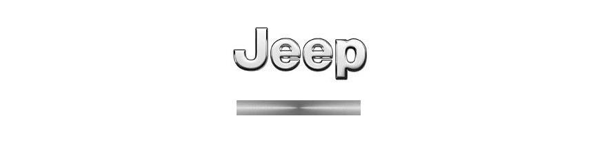 Enganches de Remolque Jeep