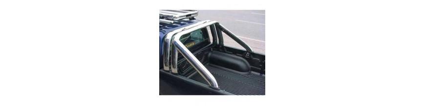 4x4 Protectores y Decorativos Mercedes