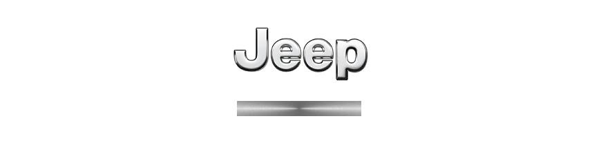 Deflectores de Ventanilla Jeep