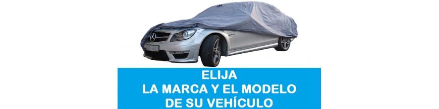 FUNDAS EXTERIORES POR MARCA Y MODELO DE VEHICULO
