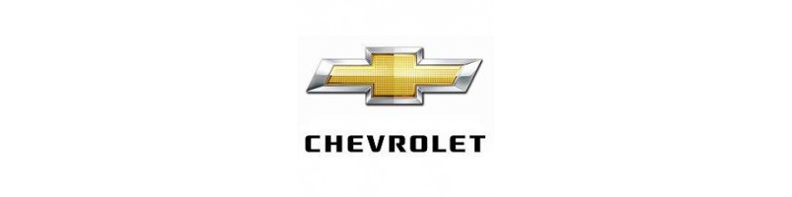 Enganches de Remolque Chevrolet