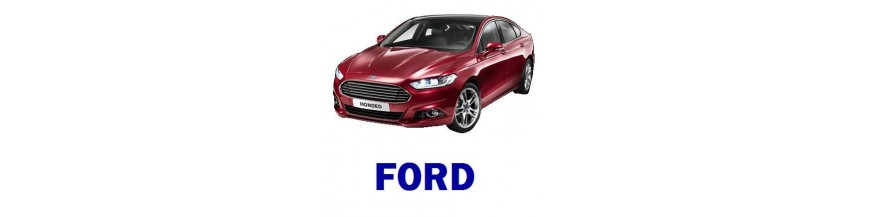 Enganches de Remolque Ford