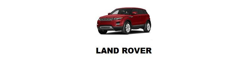 Enganches de Remolque Land Rover