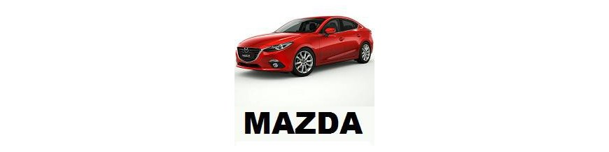 Enganches de Remolque Mazda