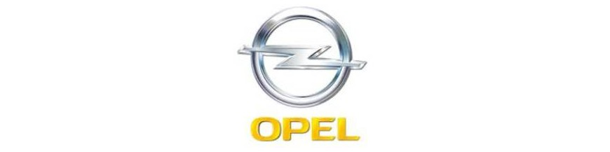Enganches de Remolque Opel