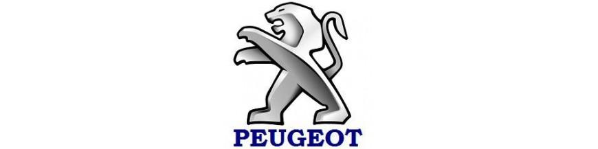 Enganches de remolque Peugeot