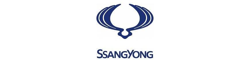 Enganches de remolque SsangYong