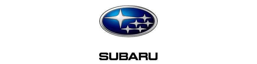 Enganches de Remolque Subaru