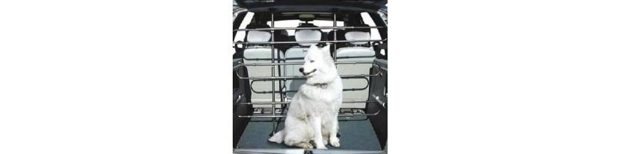 Separadores de Carga y Perros para Turismos