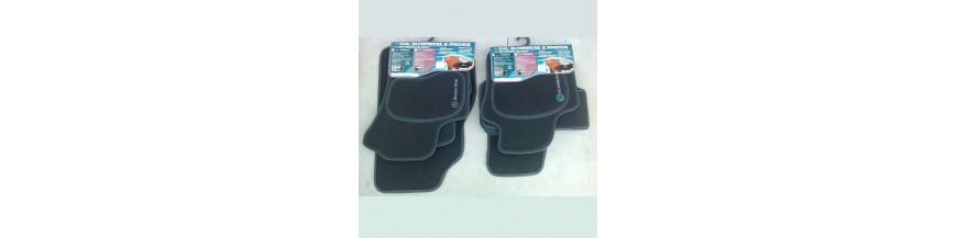 ALFOMBRAS PRIVILEGE GRISES 9,5 mm SEAT