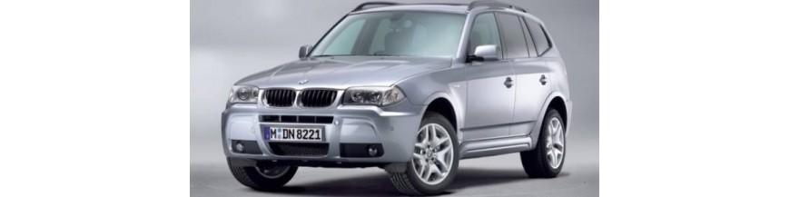 Barras BMW X3 (E83) de 2003 a 2010