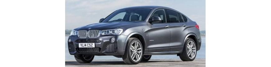 Barras BMW X4 (F26) de 2014 a 2018