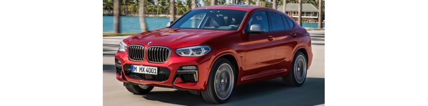 Barras BMW X4 (G02) de 2018 a 2022