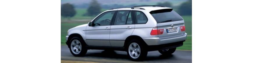 Barras BMW X5 (E53) de 1999 a 2006