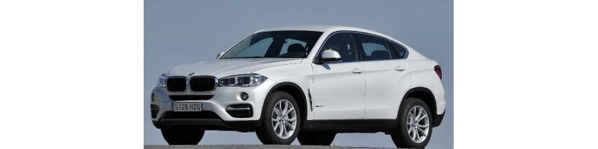 Barras BMW X6 (F16) de 2014 a 2020