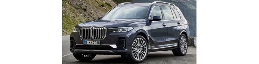 Barras BMW X7 (G07) de 2019 a 2026