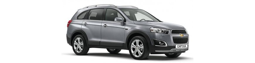 Barras CHEVROLET CAPTIVA de 2006 a 2014