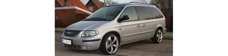 Barras CHRYSLER GRAND VOYAGER de 2000 a 2008