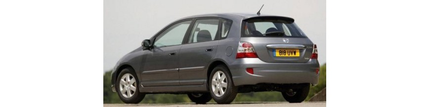 Barras Honda CIVIC (VII) de 2001 a 2006