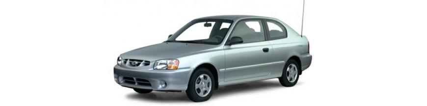 Barras Hyundai ACCENT (II) de 2000 a 2006