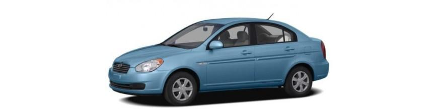 Barras Hyundai ACCENT (III) de 2006 a 2011