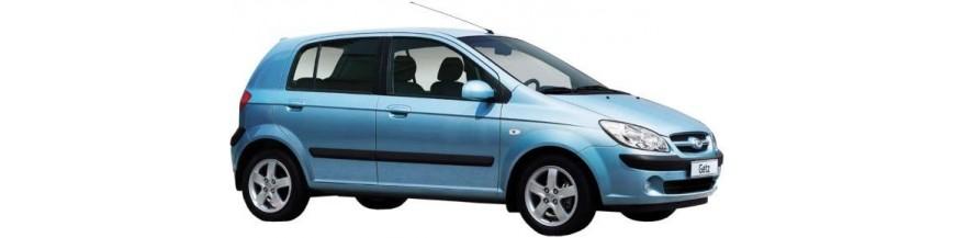 Barras Hyundai GETZ (II) de 2005 a 2009