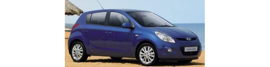 Barras Hyundai i20 (I) de 2008 a 2014