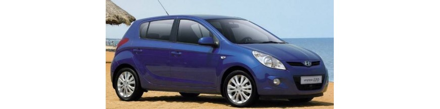 Barras Hyundai i20 (I) de 2009 a 2014