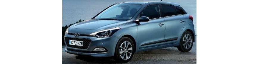 Barras Hyundai i20 (II) de 2014 a 2021