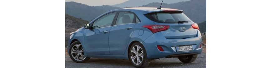 Barras Hyundai i30 (II) de 2012 a 2017