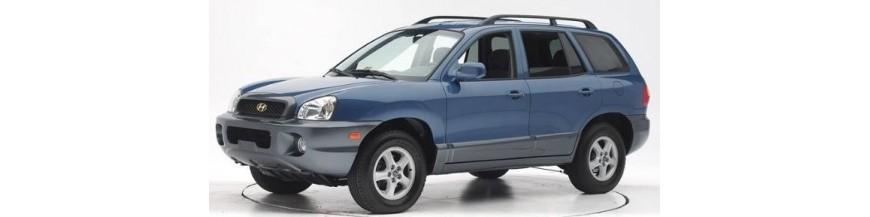 Barras Hyundai SANTA FE (I) de 2001 a 2006