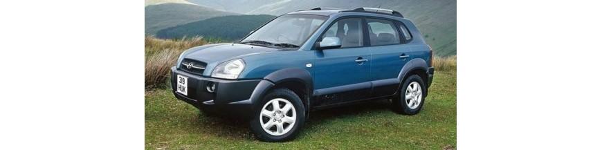 Barras Hyundai TUCSON (I) de 2004 a 2010