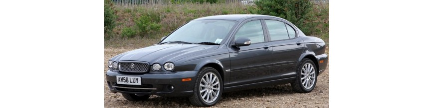 Barras JAGUAR X-TYPE de 2001 a 2009