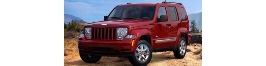 Barras Jeep CHEROKEE (IV) (KK) de 2008 a 2012
