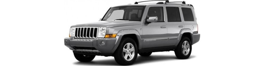 Barras Jeep COMMANDER de 2006 a 2010