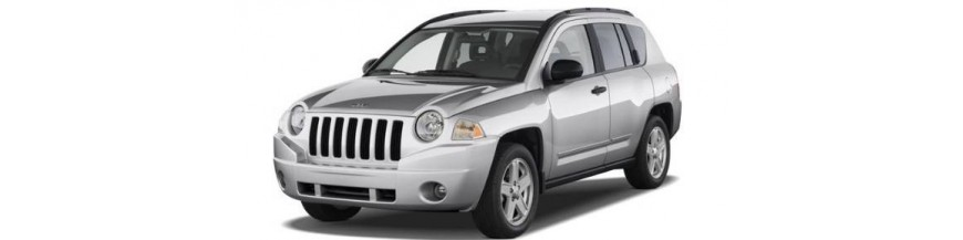 Barras Jeep COMPASS (I) de 2007 a 2011