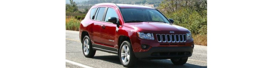 Barras Jeep COMPASS (II) de 2011 a 2017