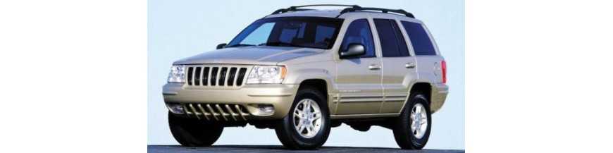 Barras Jeep GRAND CHEROKEE (II) (WJ) de 1999 a 2005
