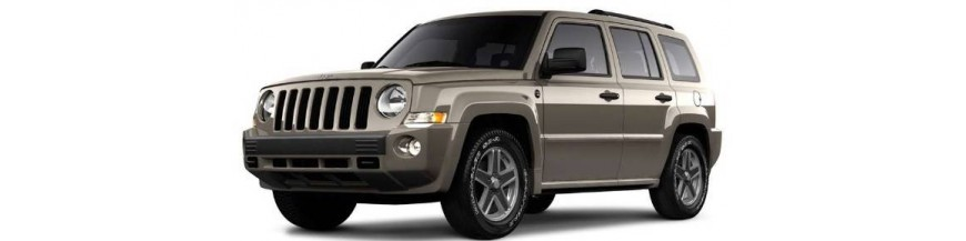 Barras Jeep PATRIOT de 2007 en adelante