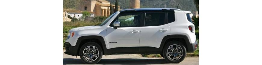 Barras Jeep RENEGADE de 2014 en adelante