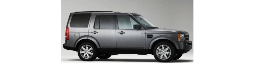 Barras Land Rover DISCOVERY (III) de 2004 a 2009
