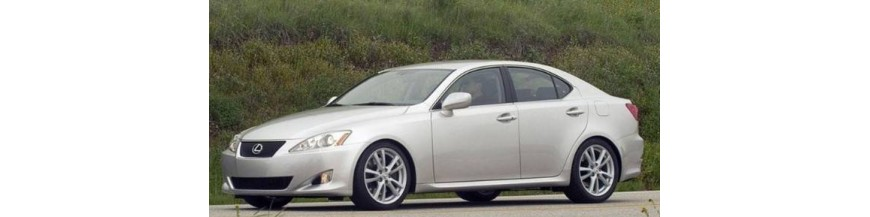 Barras Lexus IS (II) de 2005 a 2012
