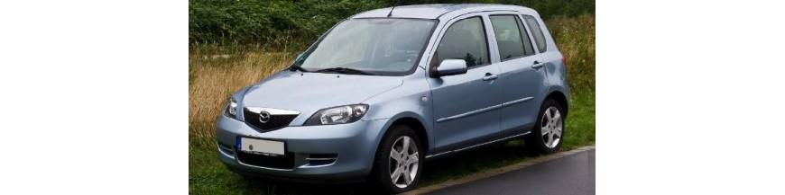 Barras Mazda 2 (I) (DY) de 2003 a 2007
