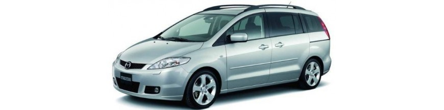Barras Mazda 5 (I) (CR) de 2005 a 2010