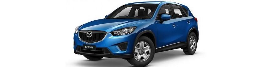 Barras Mazda CX-5 (I) de 2012 a 2017